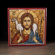 "Christ ""the Good Shepherd"" Icon - X120"