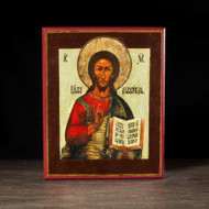 Christ Pantocrator (XVIIIc) Icon - X123