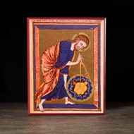 God the Geometer (Illumination) Icon - X125