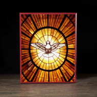 Holy Spirit Dove Icon - X126