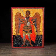 Archangel Michael (Balkans) Icon - S116