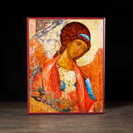 Archangel Michael (Rublev) Icon - S123