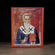 Saint Antipas of Pergamum (Sinai) Icon - S155