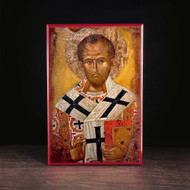 Saint John Chrysostom (XVc) Icon - S164