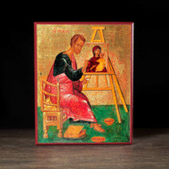 Apostle Luke the Iconographer Icon - S174