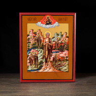 Saint Mary of Egypt (Old Believer) Icon - S175