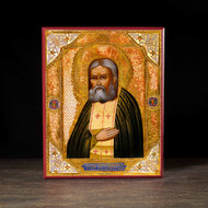 Saint Seraphim of Sarov (XIXc) Icon - S192