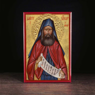 Saint Silouan of Athos Icon - S216