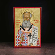 Saint Athanasius of Alexandria Icon - S219