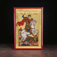 Saint George (XXIc) Icon - S221