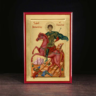 Saint Demetrios (XXIc) Icon - S222