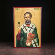 Saint Patrick Icon - S228