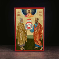 Saints Peter and Paul (XXIc) Icon - S230