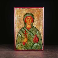 Saint Anastasia (XIVc) Icon - S233