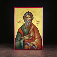 Apostle Andrew (Clark) Icon - S236