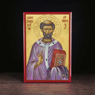 Saint Augustine of Hippo Icon - S238