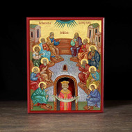 Pentecost (XXIc) Icon - F213
