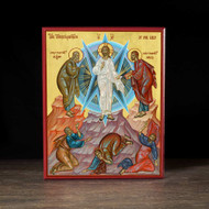 Transfiguration of Christ (XXIc) Icon - F216