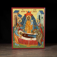 Dormition of the Theotokos (XXIc) Icon - F217
