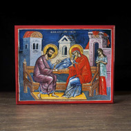 Joachim and Anna Icon - S260