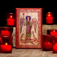 EXCLUSIVE - Archangel Michael Armenian Icon