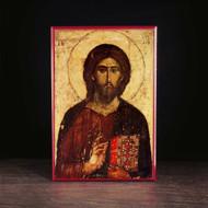 Christ Pantocrator (Hilander) Icon - X133