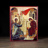 Annunciation (Rublev) Icon - F102