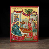 Nativity of the Theotokos (XXIc) Icon - F220