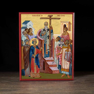 Exaltation of the Cross (XXIc) Icon - F221