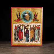 Ascension of Christ Icon - F104