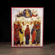 Ascension of Christ Icon - F105