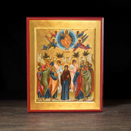 Ascension of Christ (Mt. Pleasant) Icon - F106