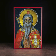 Prophet and High Priest Aaron (Athos) Icon - S288