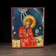 Annunciation to Saint Anna (Athos) Icon - F230