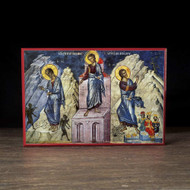 Temptation of Christ (Athos) Icon - F233