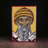 Spyridon the Wonderworker (Athos) Icon - S303
