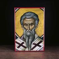 Abercius of Hierapolis (Athos) Icon - S307