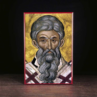 Sylvester of Rome (Athos) Icon - S311