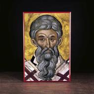 Sylvester of Rome (Athos) Icon - S311