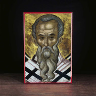 Gregory the Dialogist (Athos) Icon - S312