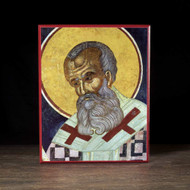 Athanasius the Great of Alexandria (Athos) Icon - S329