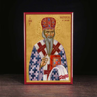 Nicholas of Zhicha (XXIc) Icon - S337