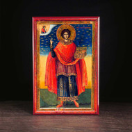 Saint Panteleimon Icon - S258
