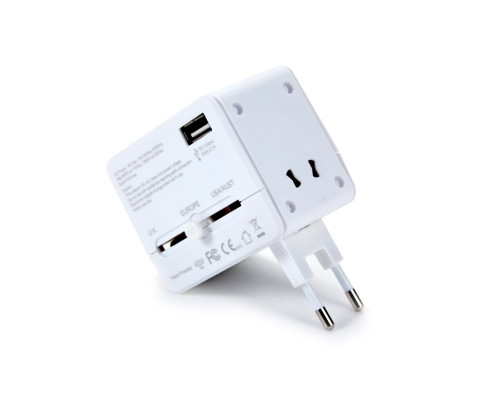 WiFi and International Power Adapter Eurpoean