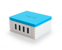 4 Port USB AC Wall Charger