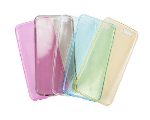 Clear Gel Cases