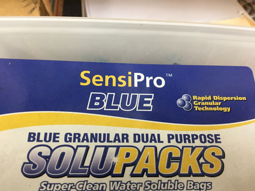SensiPro- Blue Pond Dye (10- 5 oz bags)