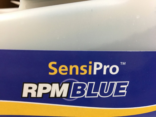 SensiPro- Blue Pond Dye (Granular Tip and Pour 1.5 lbs)