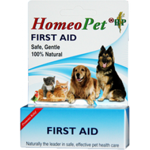 Homeopet First Aid - 15 ml