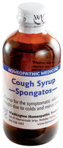 Spongatos Cough Syrup